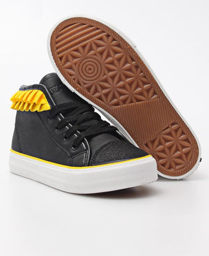 Girls Sneakers - Black