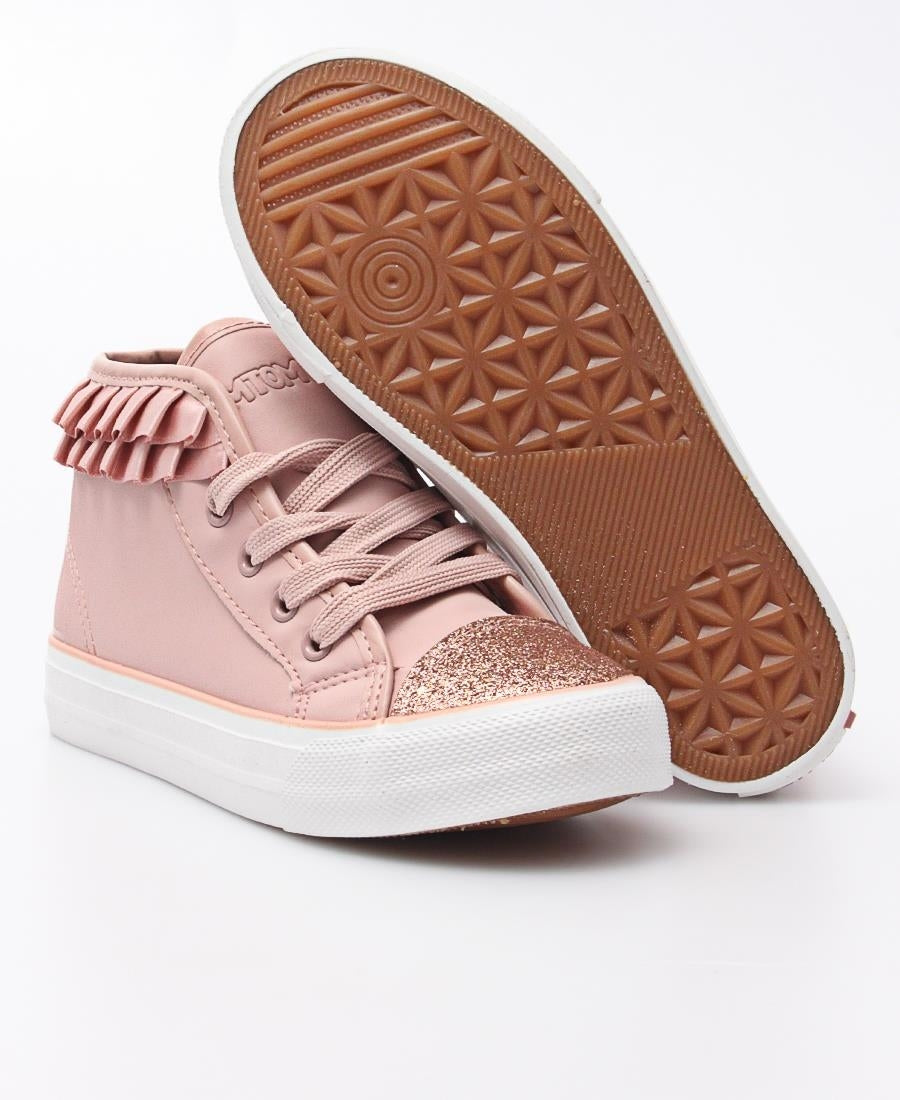 Girls Sneakers - Mink