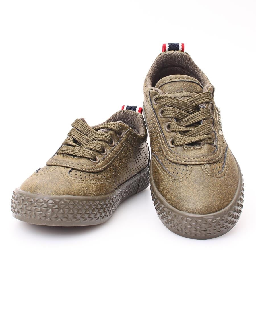 Infants Light Wing Sneakers - Olive