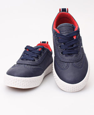 Infants Light Wing Sneakers - Navy