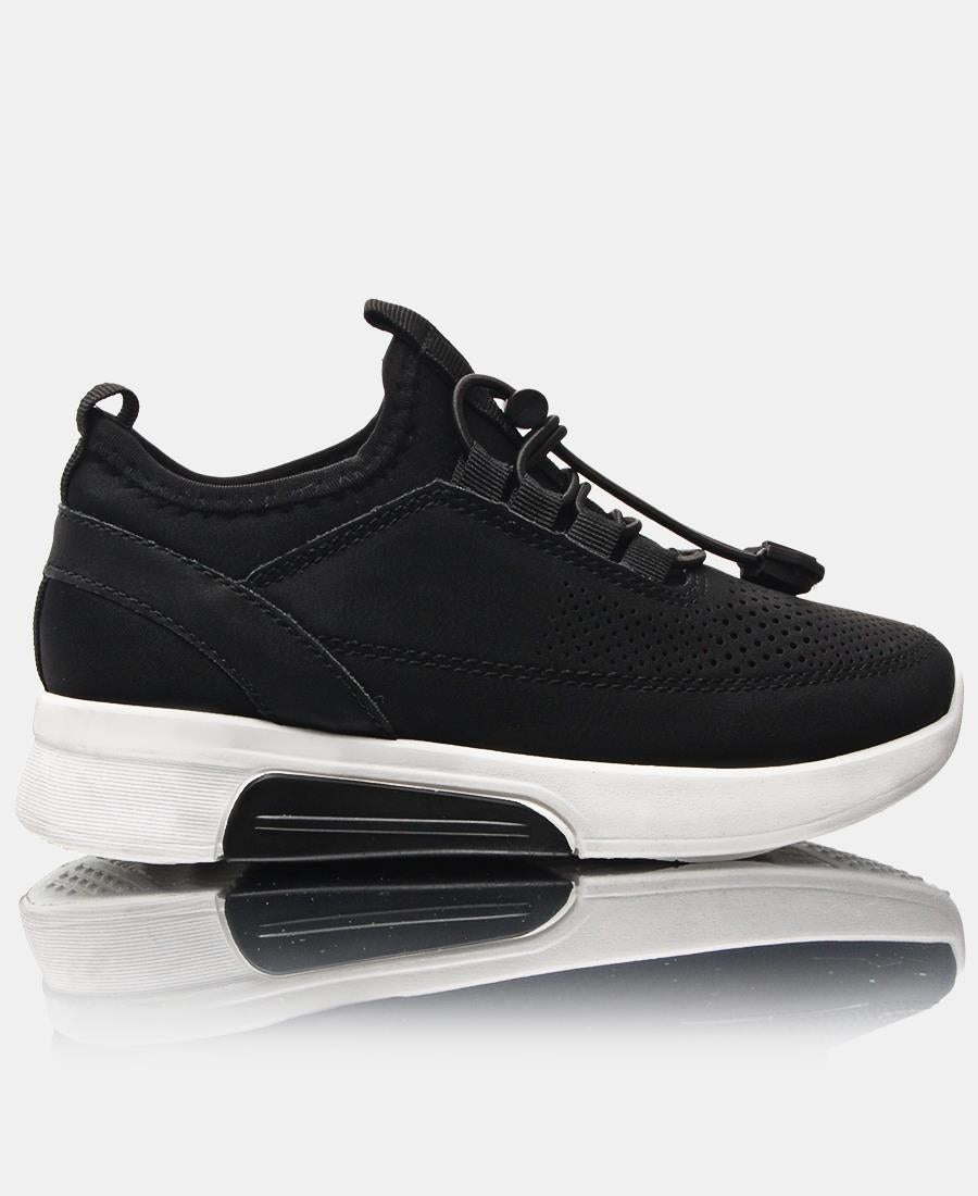 Kids Casual Sneakers - Black