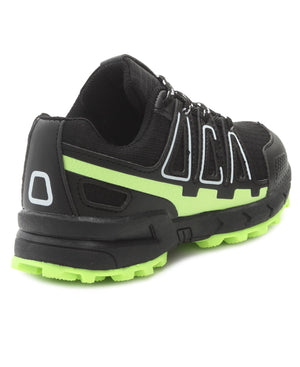 Kids Hiker Sneakers - Black