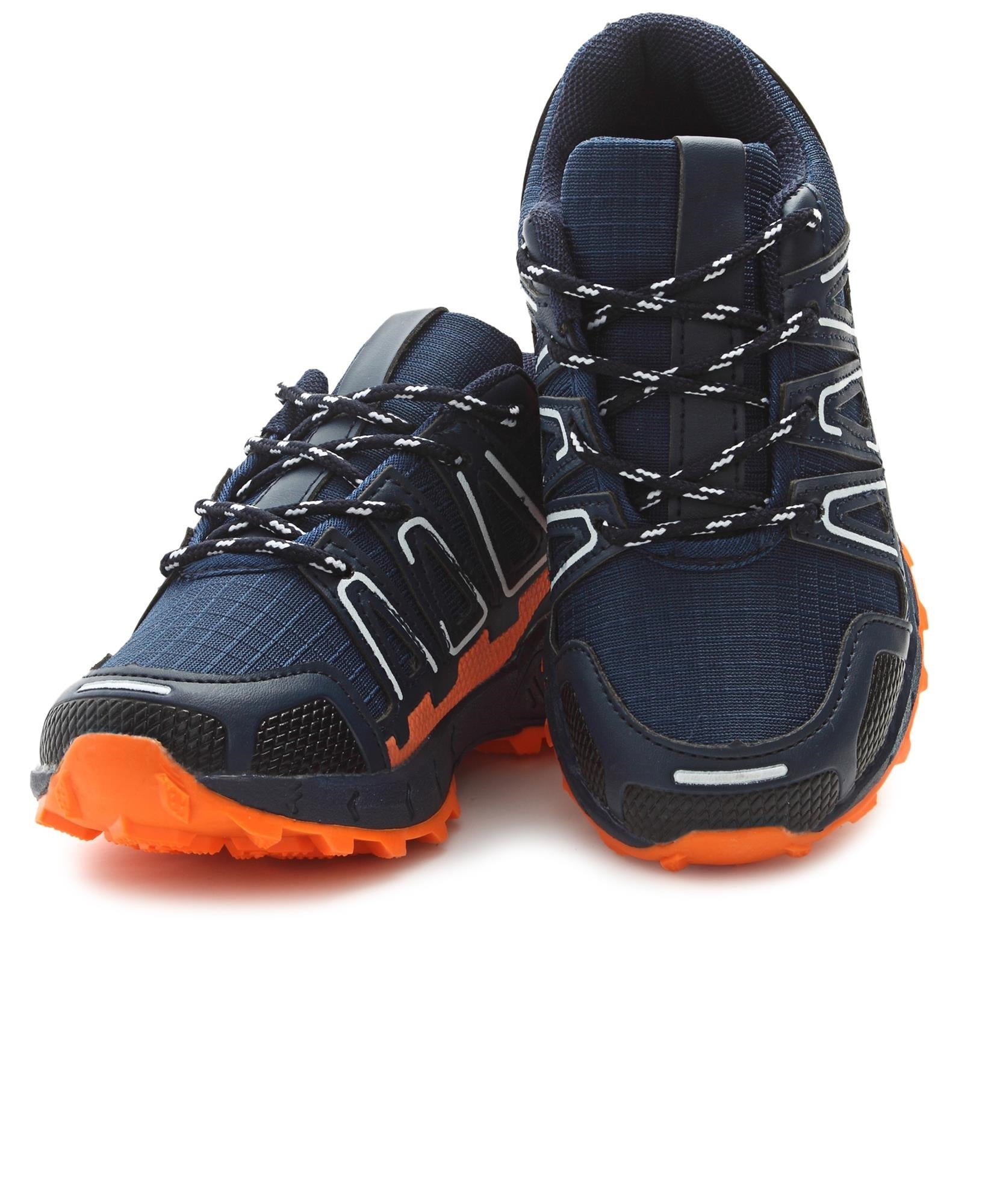 Kids Hiker Sneakers - Navy