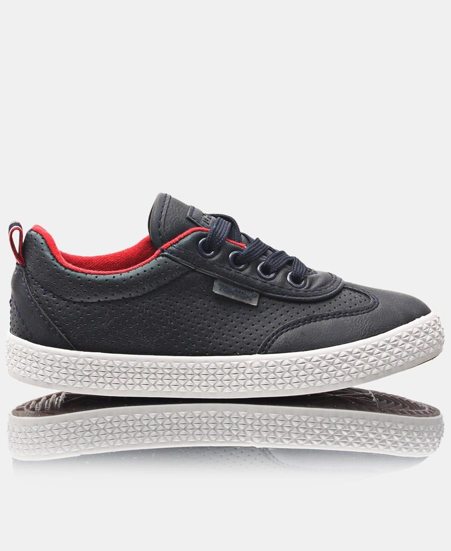 Kids Light Wing Punch Sneakers - Navy