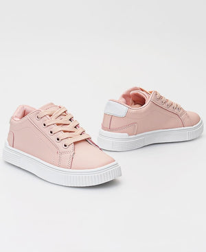 Kids Path Sneakers - Mink
