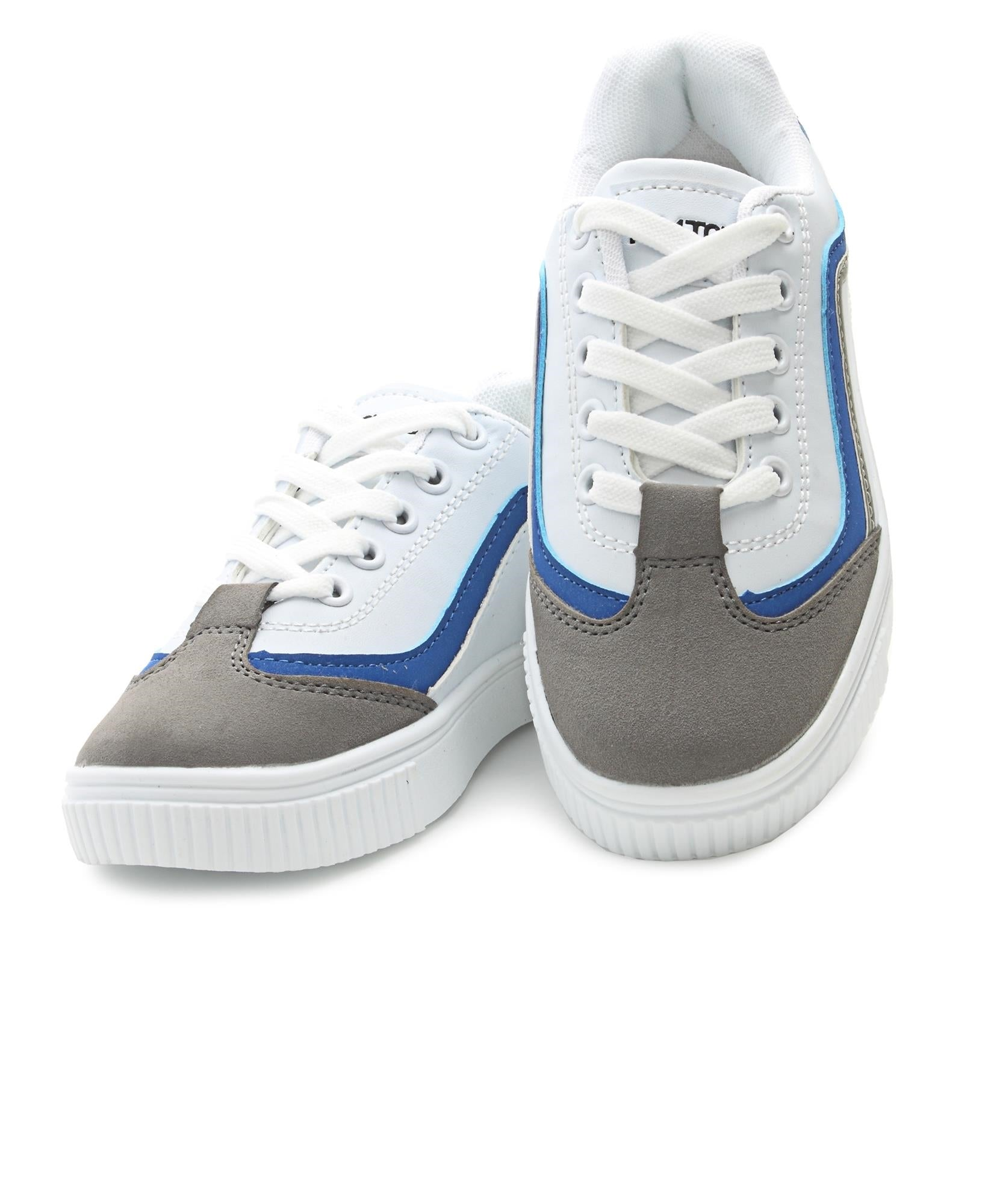 Kids Smooth Sneakers - Blue