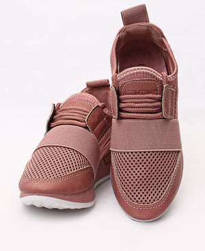Girls Storm Sneakers - Mink