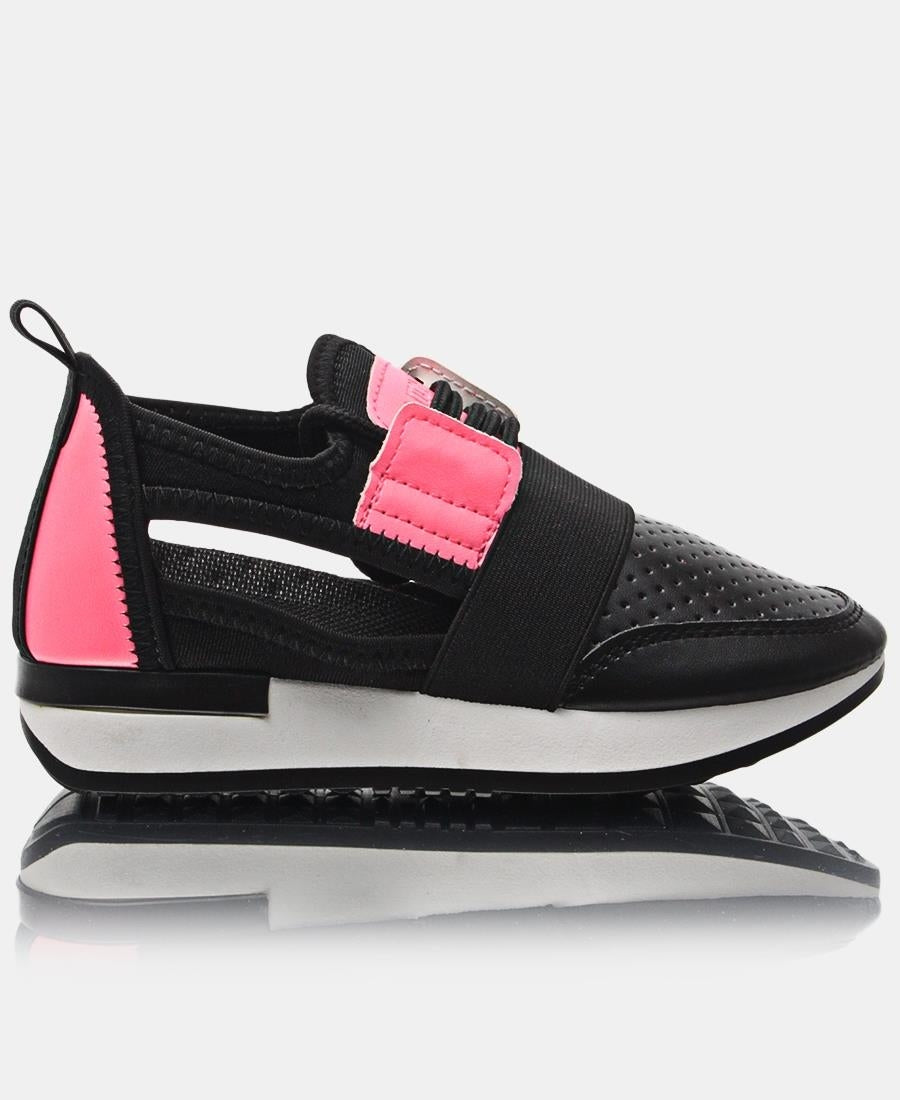 Girls Storm Sneakers - Pink