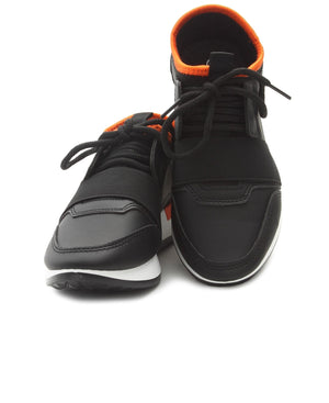 Girls Storm Funky Sneakers - Orange