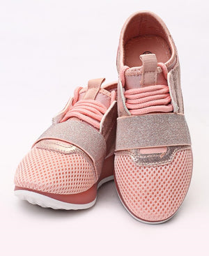 Kids Storm Sneakers - Mink