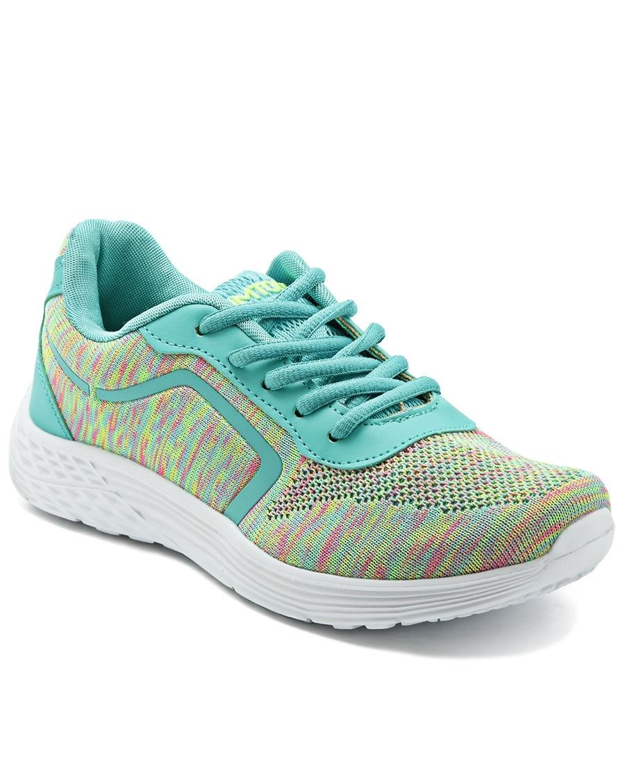 Casual Sneakers - Teal