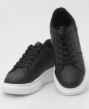 Ladies' Berlin Sneakers - Black