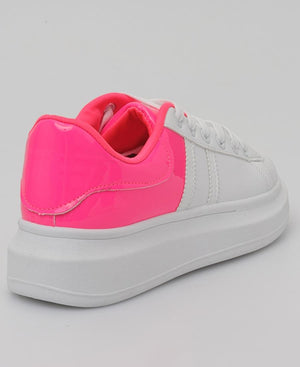 Ladies' Berlin Sneakers - Pink