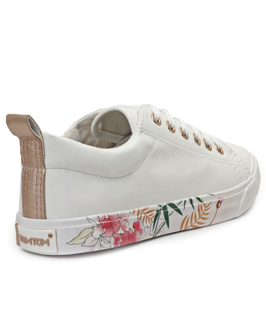 Ladies' Bloom - White