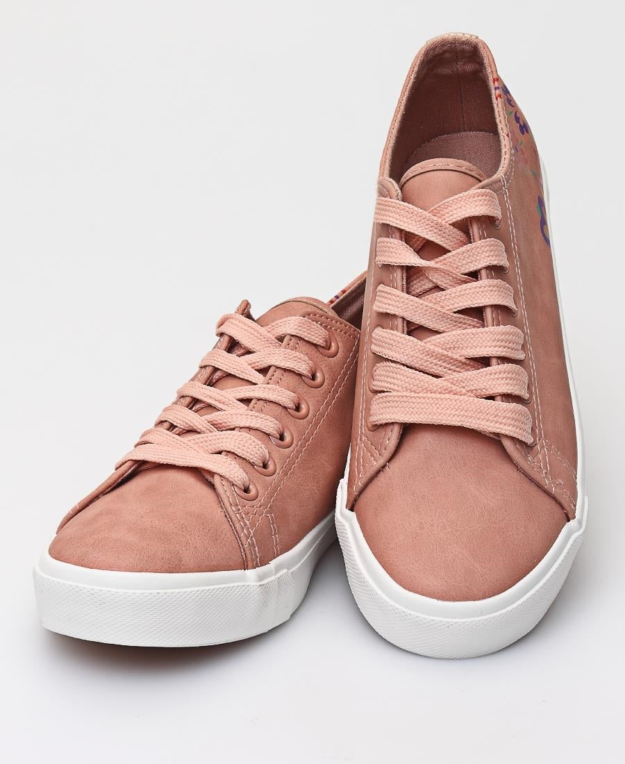 Ladies' Bloom Sneakers - Mink