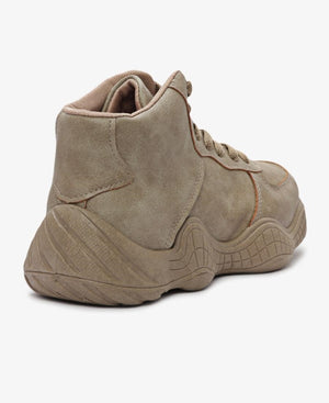 Ladies' Booster Boot - Taupe