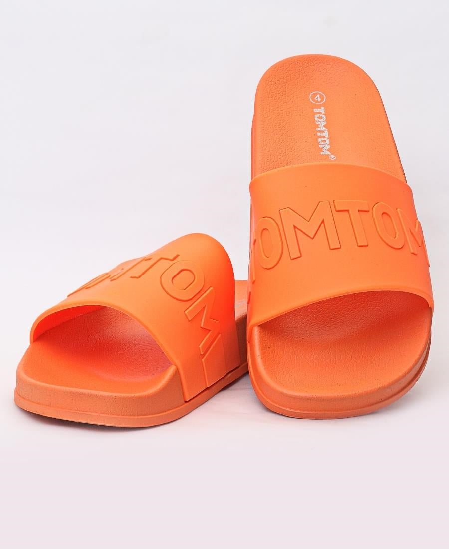 Ladies' Coast Lumo Sandals - Orange