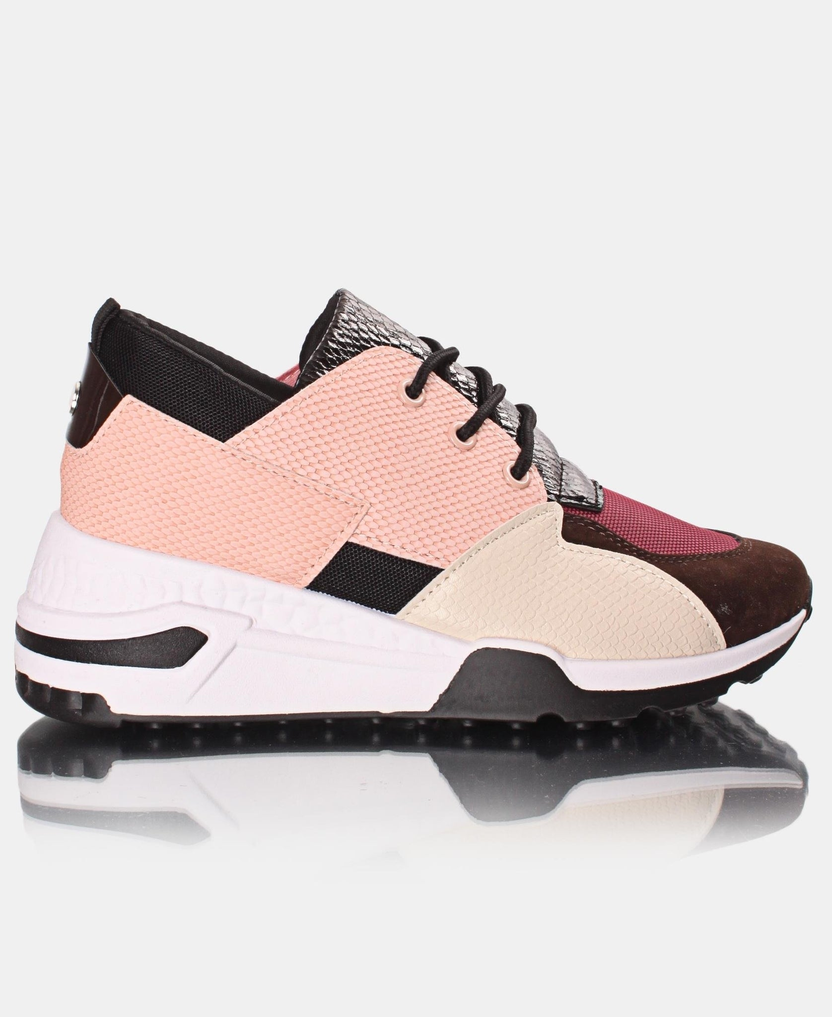 Ladies' Ease Sneakers - Mink