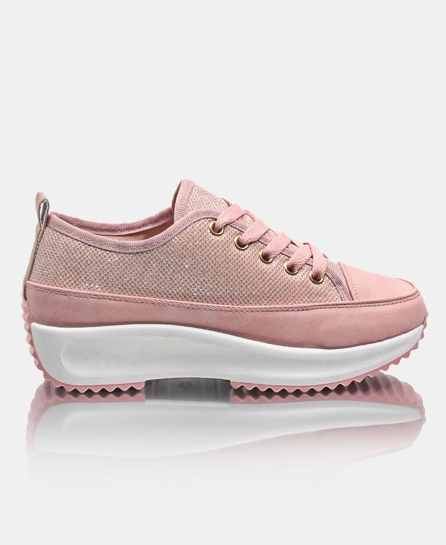 Ladies' Fire Sneakers - Mink