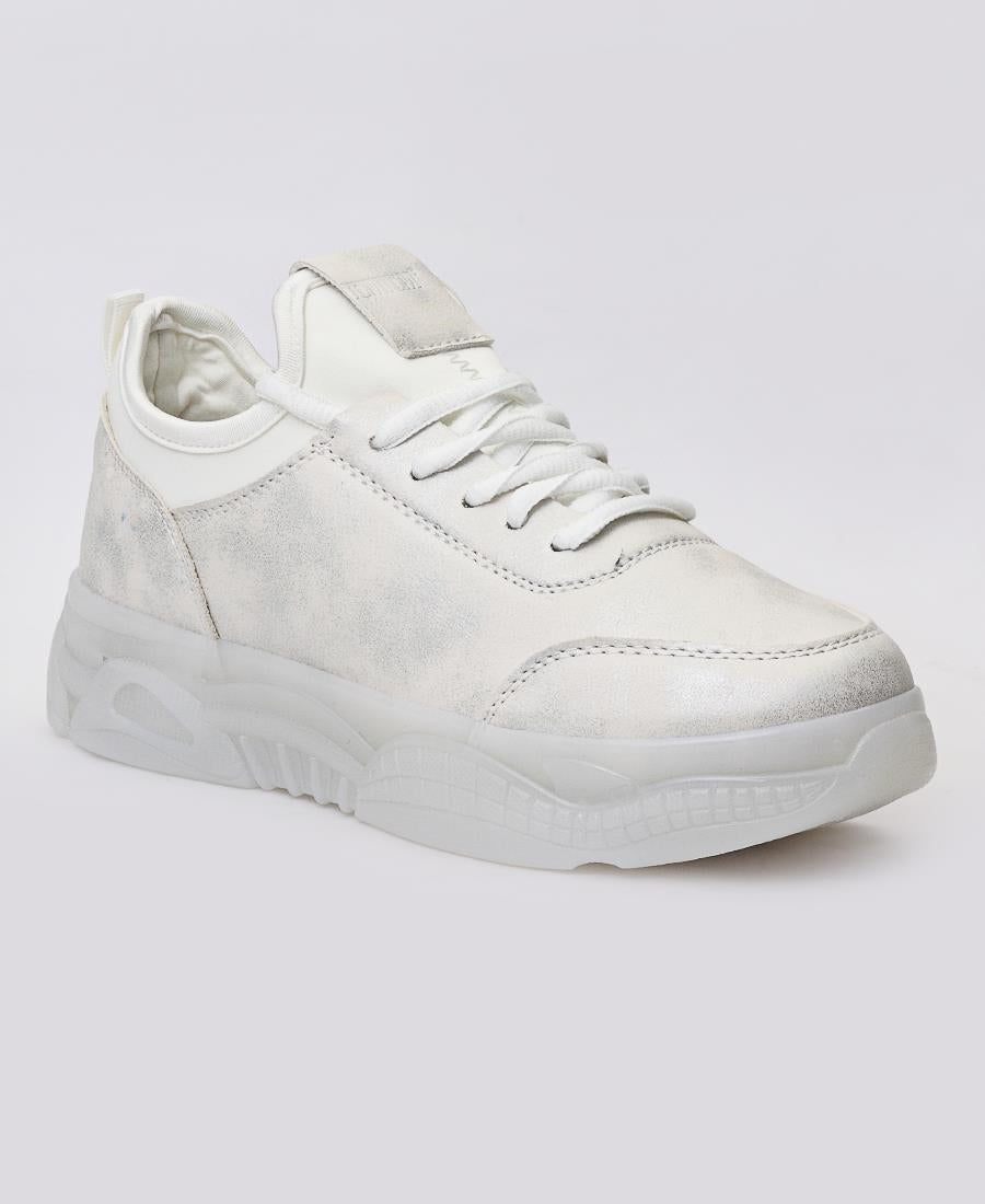 Ladies' Flava Sneakers - White