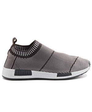 Game Changer Knit - Grey