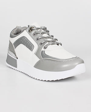 Ladies' Honey Sneakers V3 - White