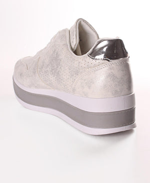 Ladies' London Sneakers - White