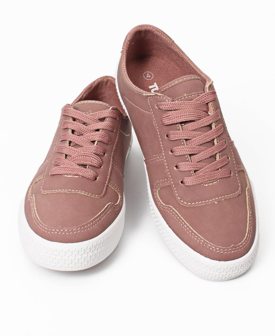 Ladies' Light Classic Sneakers  - Mink