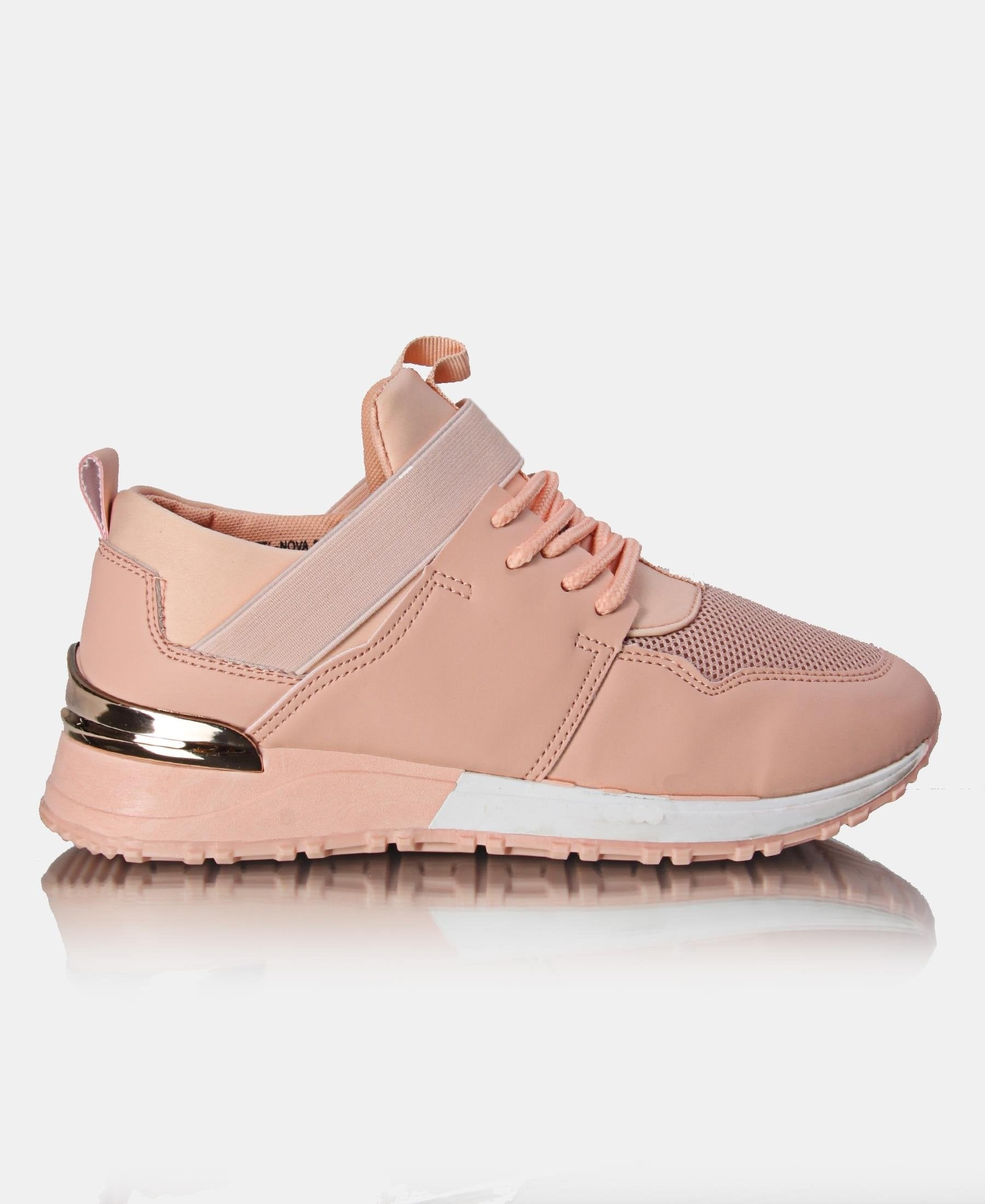 Ladies' Nova Sneakers - Mink
