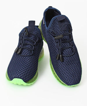 Ladies' Revolve Sneakers - Navy