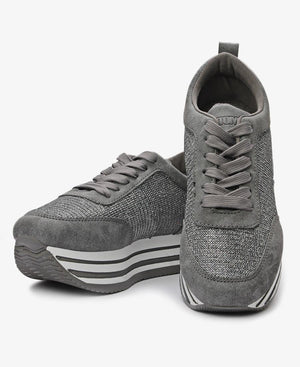 Ladies' Rock - Grey
