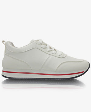 Ladies' Rock Low - White