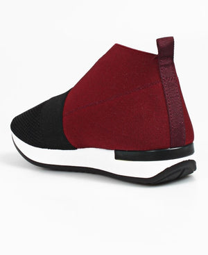 Ladies' Storm Boot - Burgundy