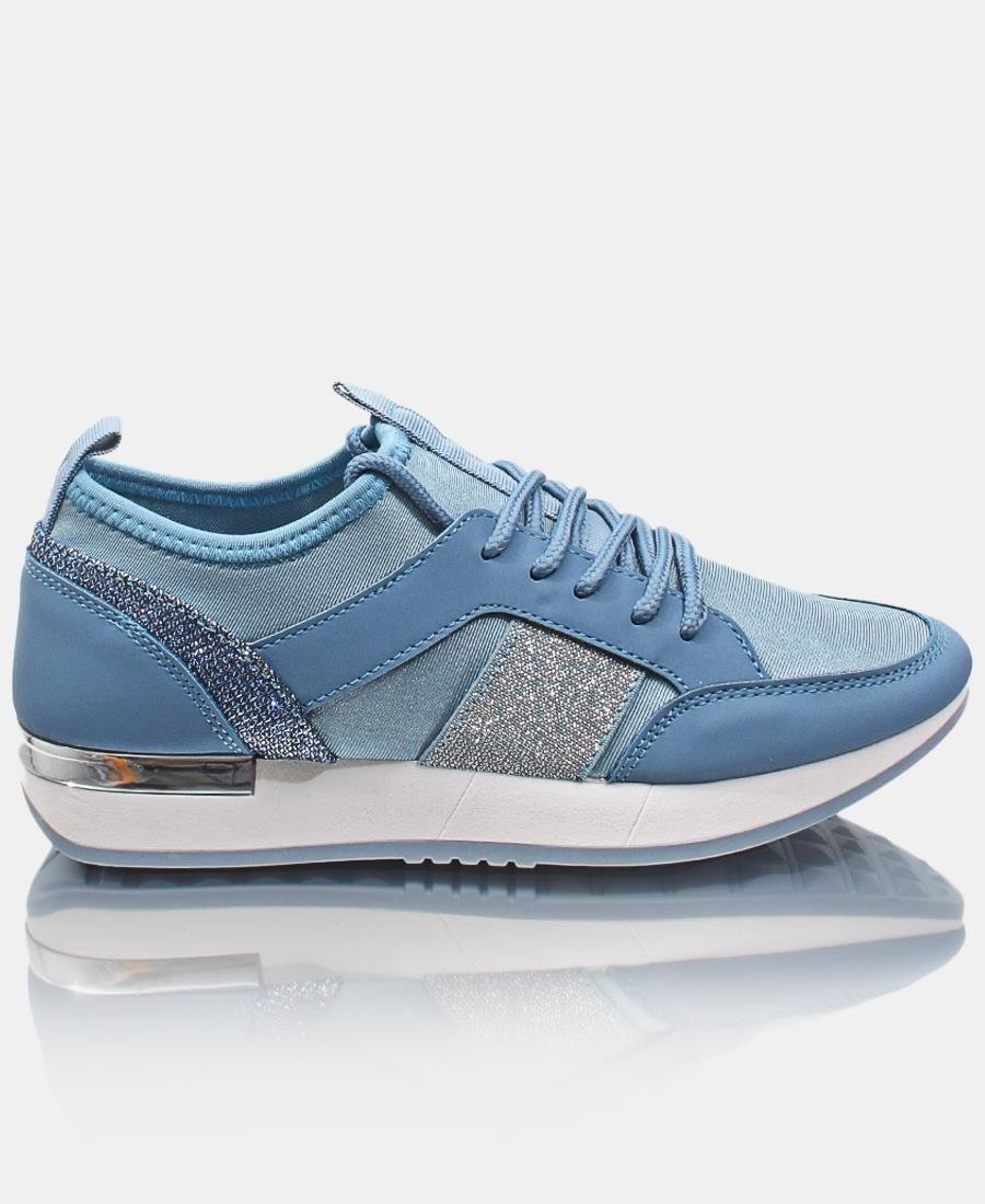 Ladies' Storm Sneakers - Blue