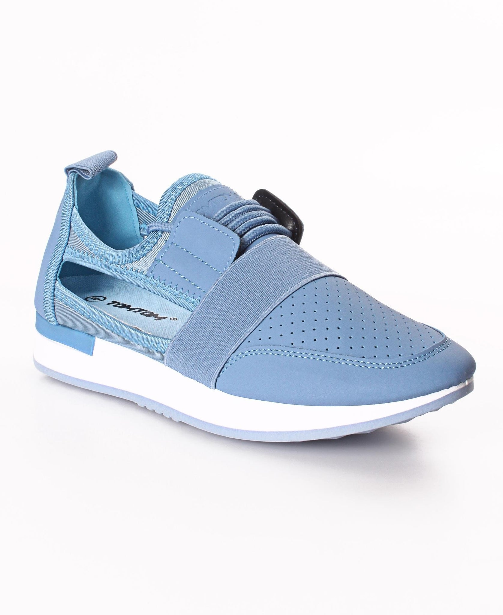 Ladies' Storm Pastel Sneakers - Blue