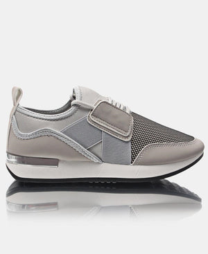 Ladies' Storm Sneakers - Silver