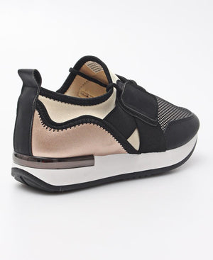 Ladies' Storm Sneakers - Black