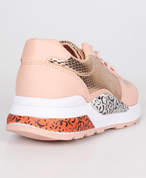 Ladies' Wild Sneakers - Mink