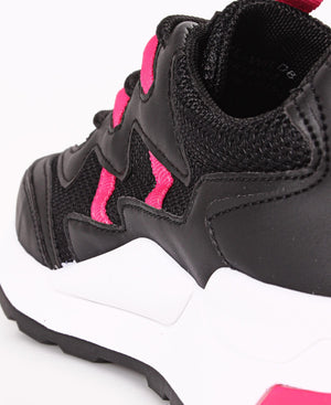 Ladies' Wild Sneakers - Black