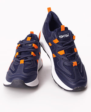 Ladies' Wild Sneakers - Navy