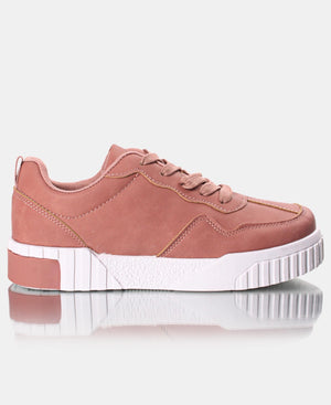 Ladies' Zest Sneakers - Mink