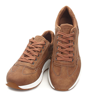 Men's Casual Sneakers - Tan