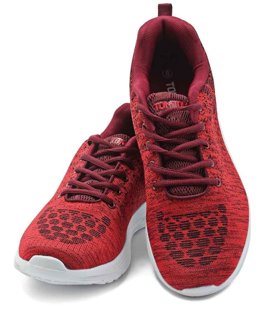 Casual Sneakers - Red