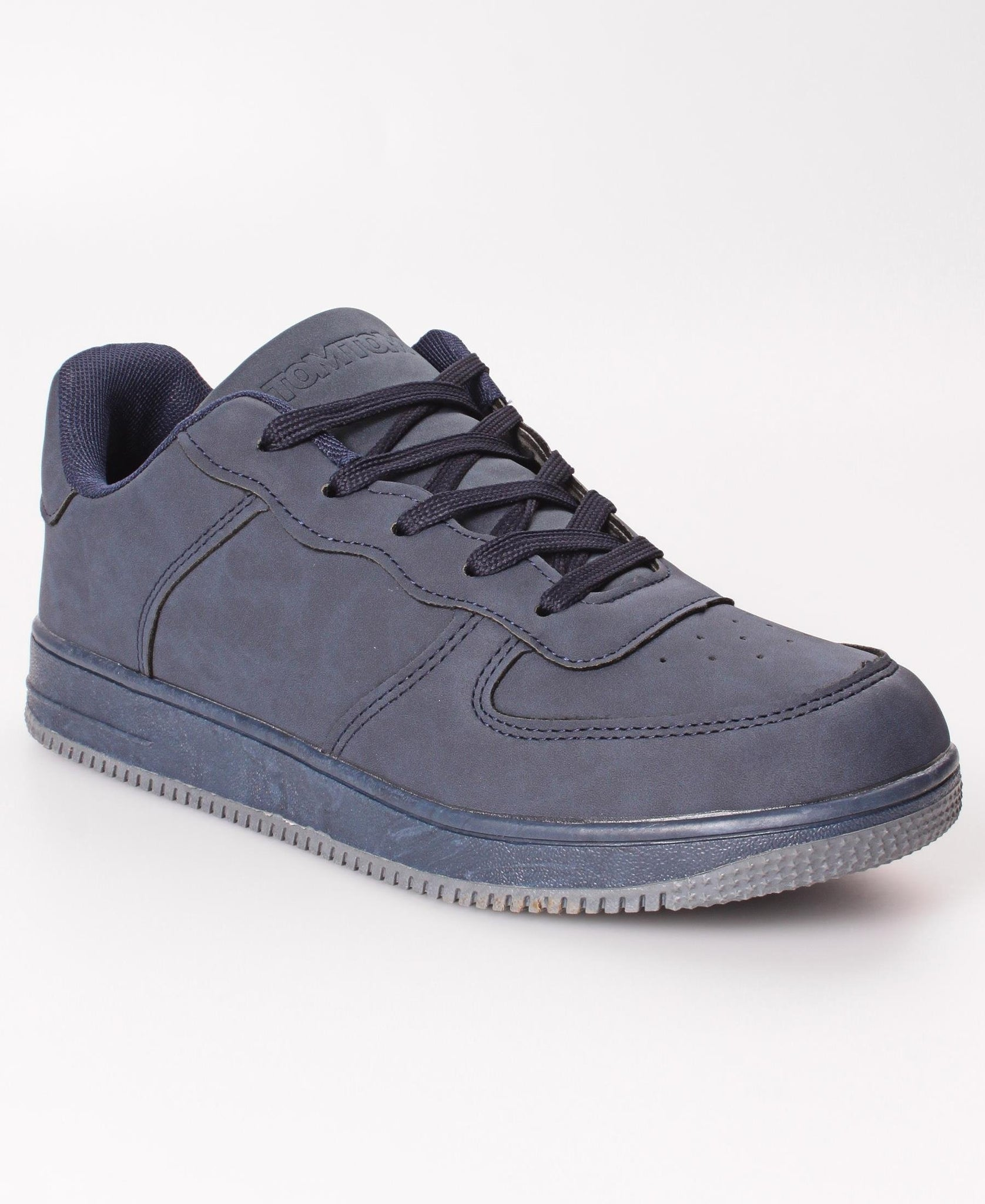 Men's Air Solid Sneakers - Navy
