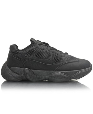 Men's Booster - Black