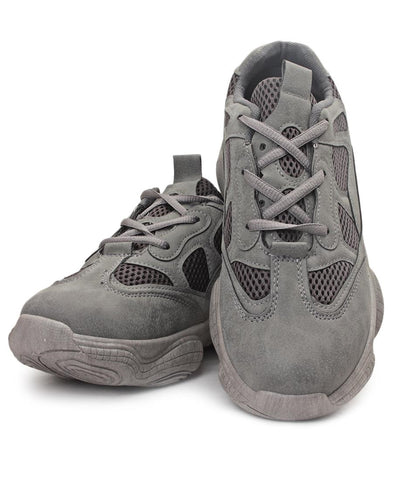 Men's Booster - Grey