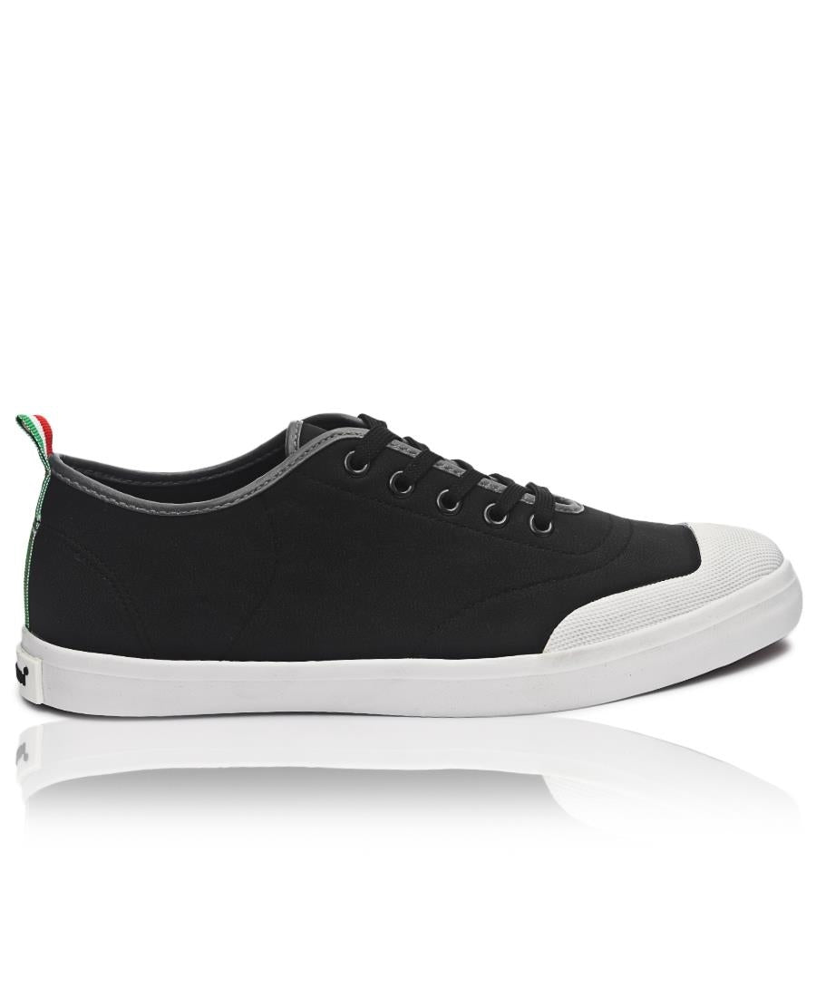 Men's Edge Young Sneakers - Black