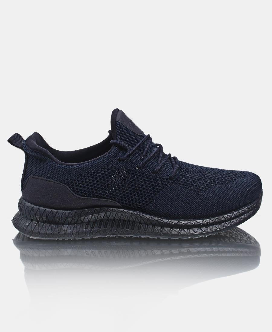 Men's Flye 4 Sneakers - Navy