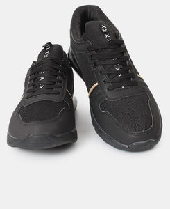 Men's Gear Sneakers - Black