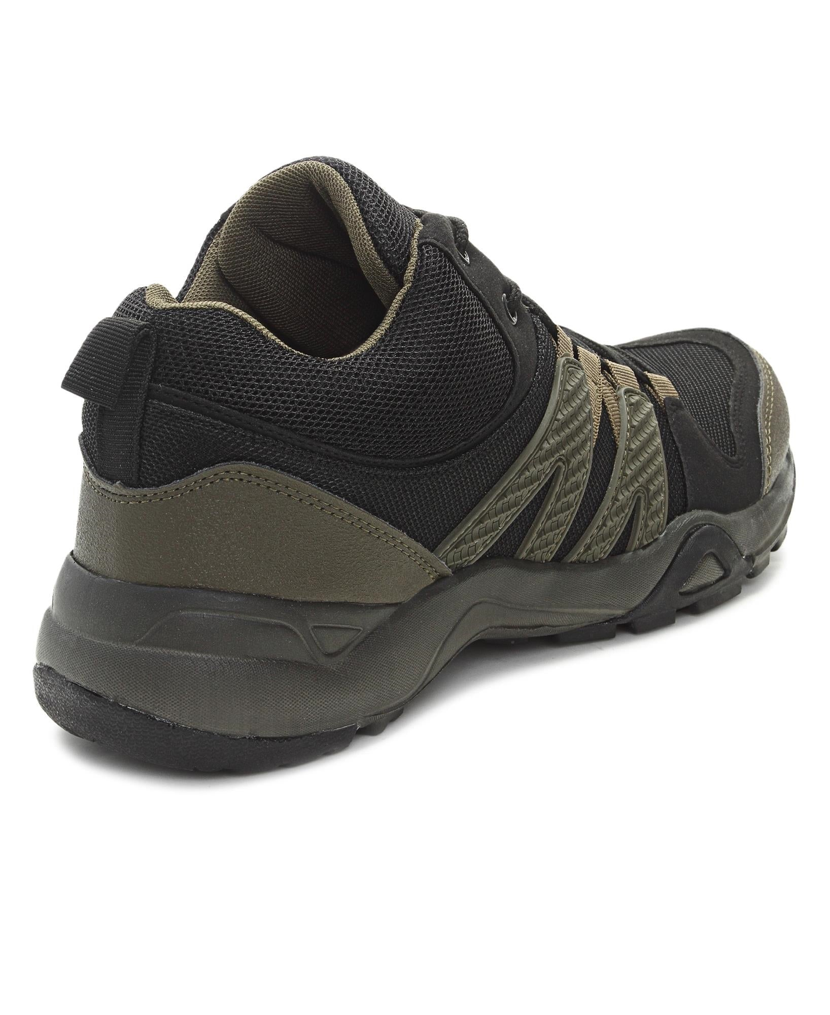 Men's Hiker Boot Sneakers - Black